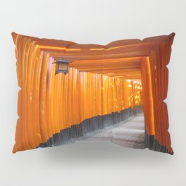 Fushimi Inari Pillow Sham