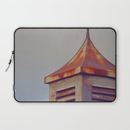 Rusted Rooftop Laptop Sleeve