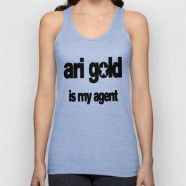 ari gold is my agent Unisex Tank Top