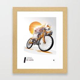 TNTTW V.01 Framed Art Print