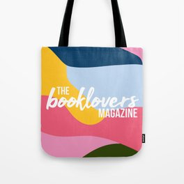 The Booklovers Magazine Tote Bag