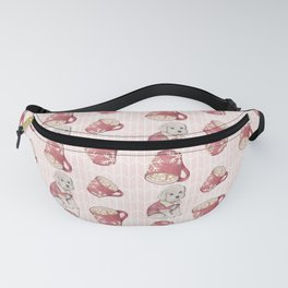 Christmas Dog Fanny Pack