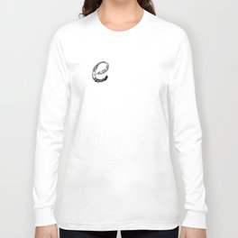 The E Long Sleeve T-shirt