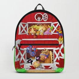 Barnyard Yahoos Backpack