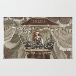 Midnight Circus: tickets Rug