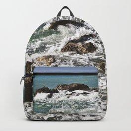 East coast on the Isle of Sicily Backpack