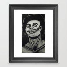 Comedy Framed Art Print