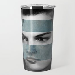 Picasso's Woman with a Helmet of Hair & Jane R. Travel Mug