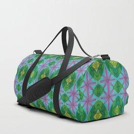 Window Panes Duffle Bag