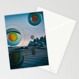 EGG-CB PYROXYLIN Stationery Cards