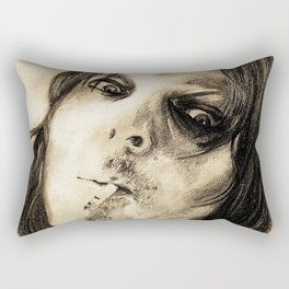 Blow Me Rectangular Pillow
