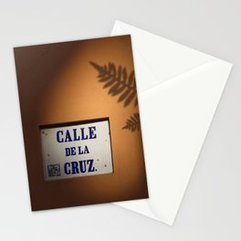 De la Cruz, Old San Juan Light Stationery Cards