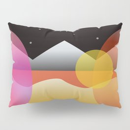 Solar Flares Pillow Sham