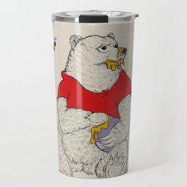 Silly ol' Bear Travel Mug