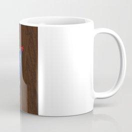 Modern Day Woodpecker Coffee Mug