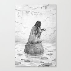 Nymph Canvas Print