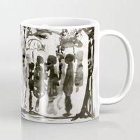 irish Mugs featuring Irish dream by Som Somni