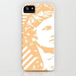 Gods Geometric - Apollo iPhone Case