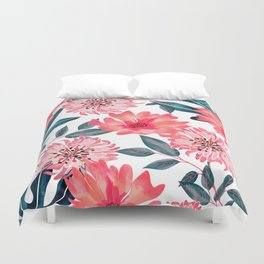 Yours Florally Duvet Cover