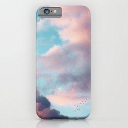 Clouds Paradise iPhone Case