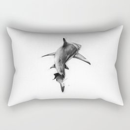 Shark II Rectangular Pillow