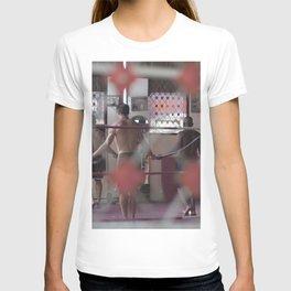 Muay thai training i T-shirt