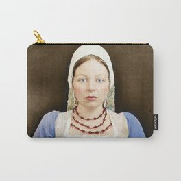 In the Style of... Hans Holbein the Younger, 2010 Carry-All Pouch