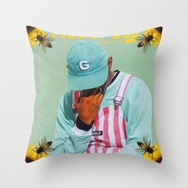 Tyler, The Creator - Flower Boy Throw Pillow