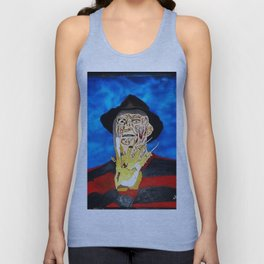 Freddy's Home Unisex Tank Top