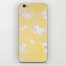 Summer Butterflies iPhone Skin