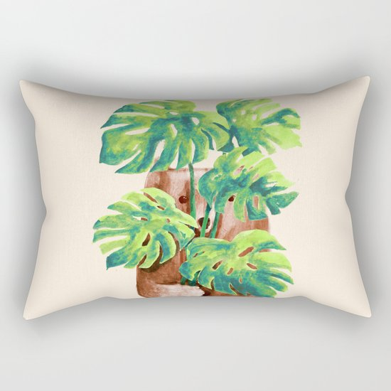 Hide and Seek Rectangular Pillow