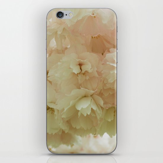 Floating in the Clouds iPhone & iPod Skin
