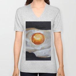 Food, eggs, breakfast, omelette Unisex V-Neck