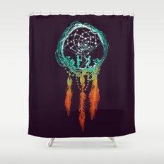 Dream Catcher (the rustic magic) Shower Curtain