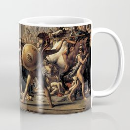 The Intercession of the Sabine Women Coffee Mug