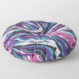 Liquid love 1 Floor Pillow