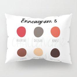 Enneagram 8 Pillow Sham