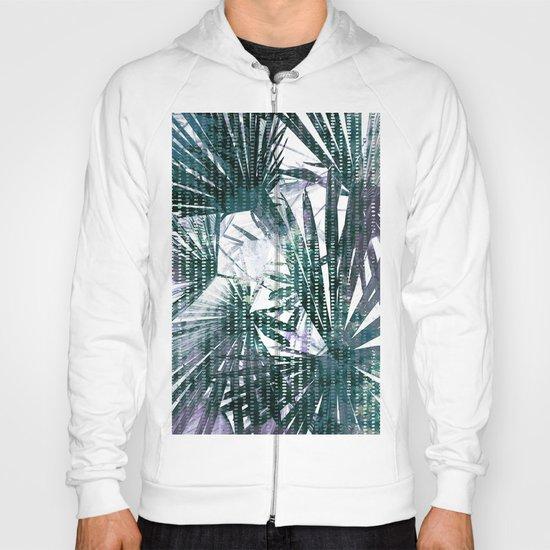 Fan Palms Theme Hoody