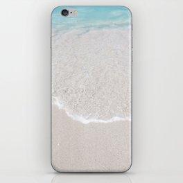 white sand beach iPhone Skin
