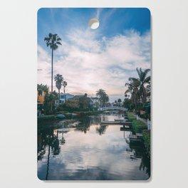 Venice Beach, Los Angeles Cutting Board