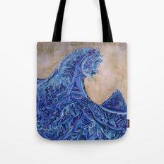 Kanagawa Tote Bag