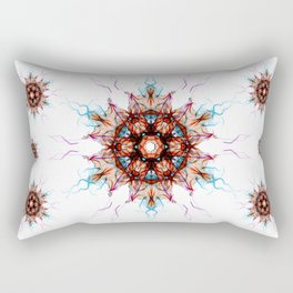 Snowcrystal 1 Rectangular Pillow