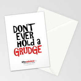 Life Advice #2 Stationery Cards