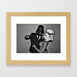Vader's Favorite Framed Art Print