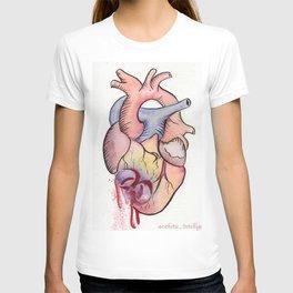 Toxic Heart T-shirt