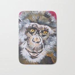 Toby, the Chimpanzee (1978-) Bath Mat