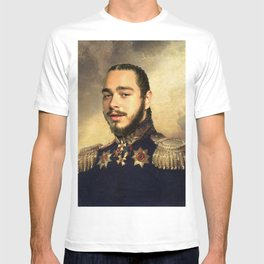 Post Classical painting T-shirt