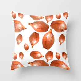 Shallot Throw Pillow
