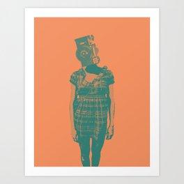 photosoul Art Print