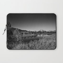 Snake River toward Mount Moran Laptop Sleeve
